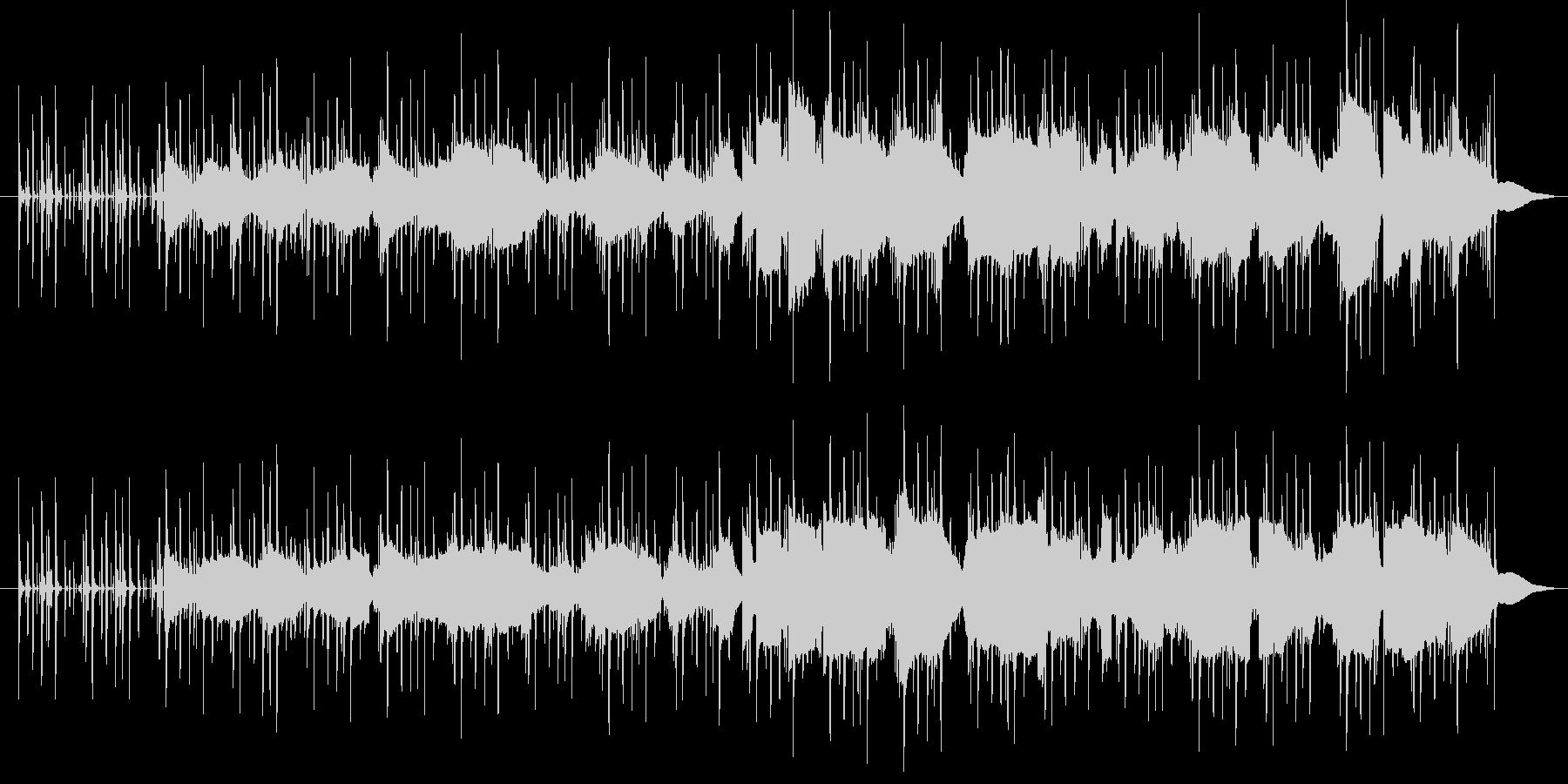 C→Am→F→G バッキングの未再生の波形