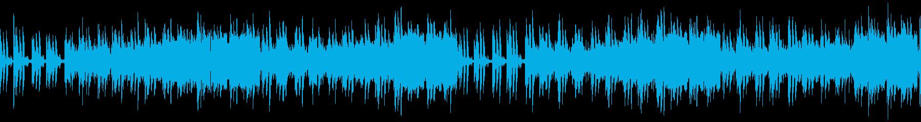 【ドラム抜き】シリアス要素の強いホラー…の再生済みの波形