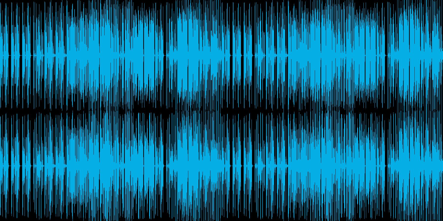 【コミカルバラエティなホルンJAZZ】の再生済みの波形