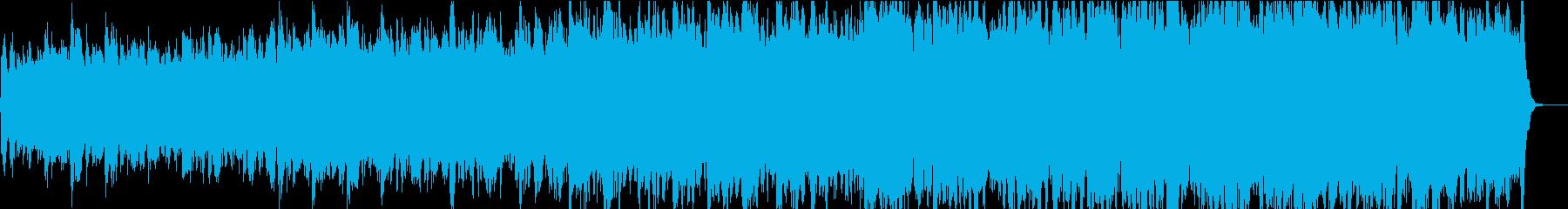 知的な企業VP・解説・感動オケ1全楽器の再生済みの波形