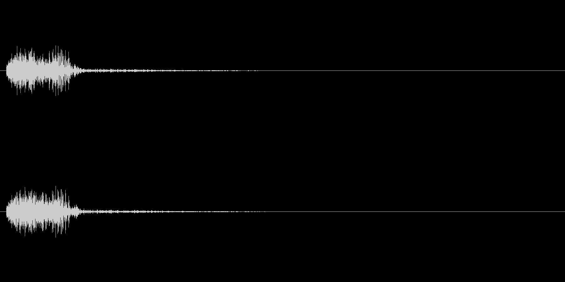 【サイバー04-3】の未再生の波形