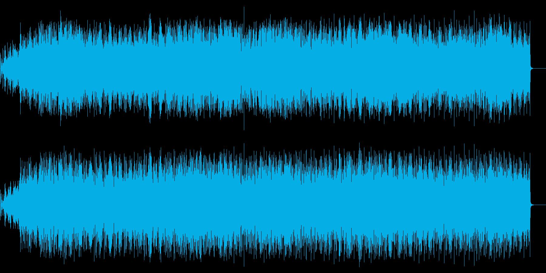 妖しく夜を徘徊する洒落たマイナーポップの再生済みの波形