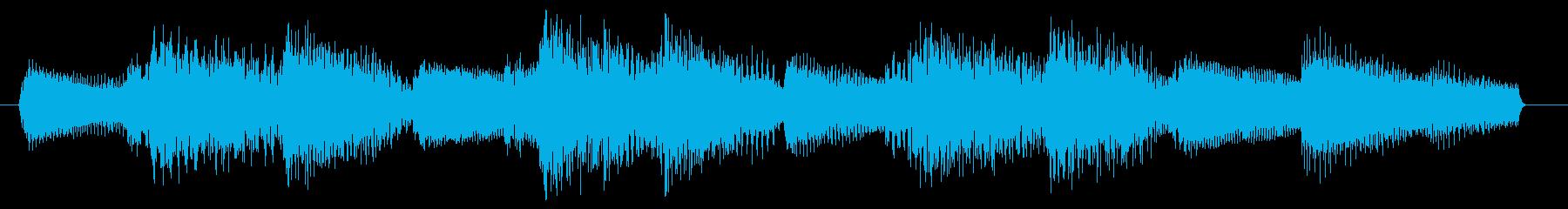 PianoSolo_05sの再生済みの波形