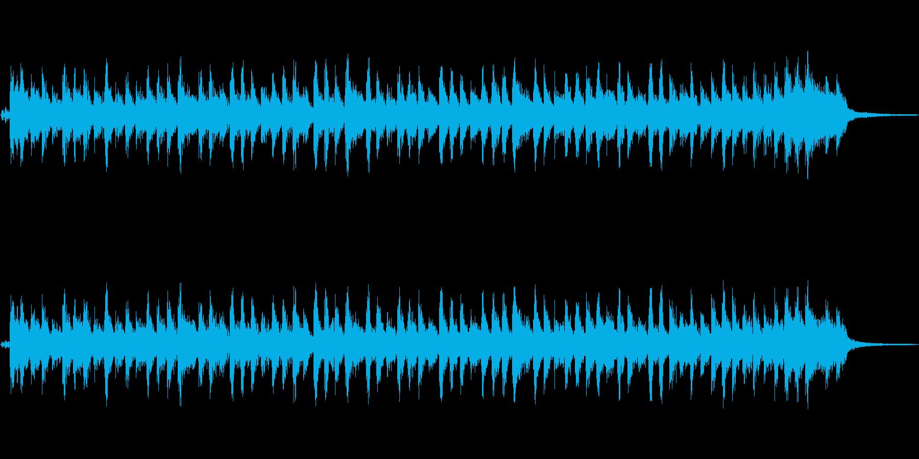 R&R 1の再生済みの波形