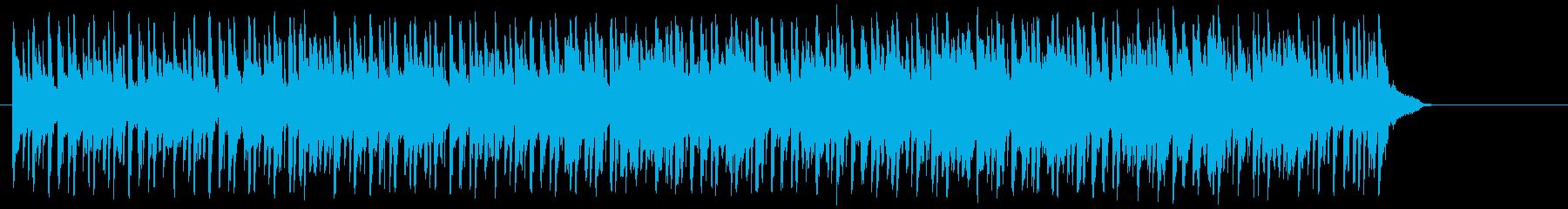 大人のポップ/ボサノバ(Aメロ~サビ)の再生済みの波形