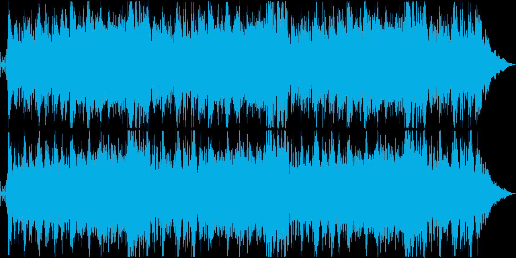 SRPG/ワールドマップ/行進曲の再生済みの波形