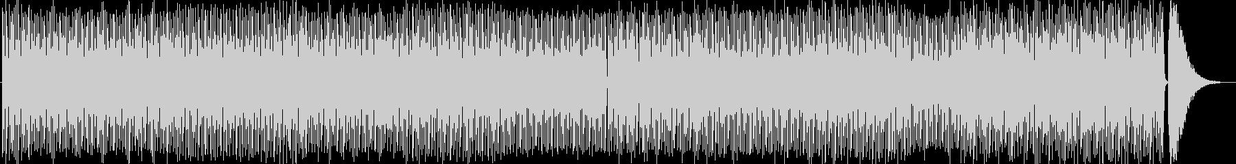コミカルなシンセ・ボイスなどポップEDMの未再生の波形