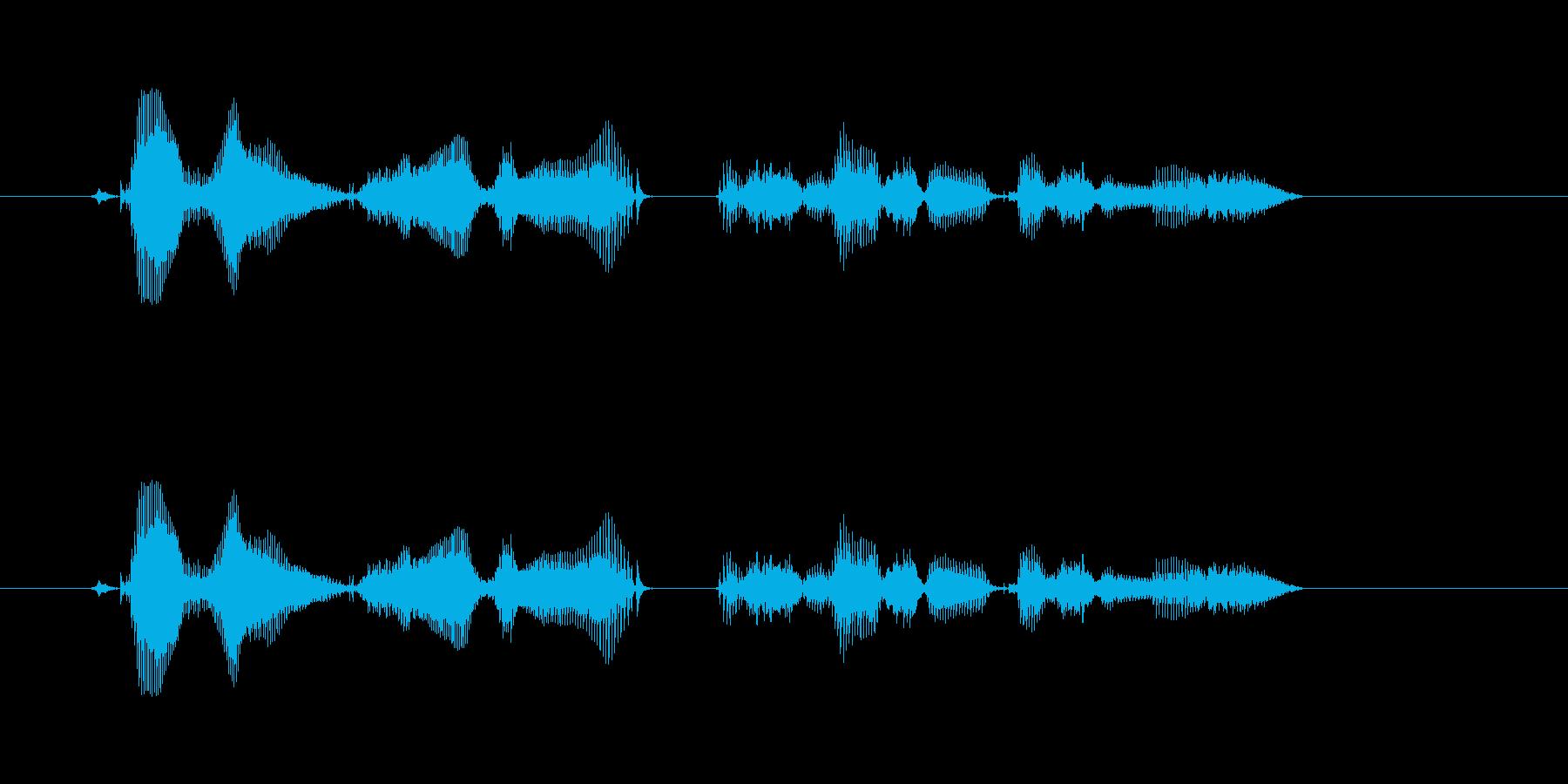 【時報・時間】午前10時を、お知らせい…の再生済みの波形
