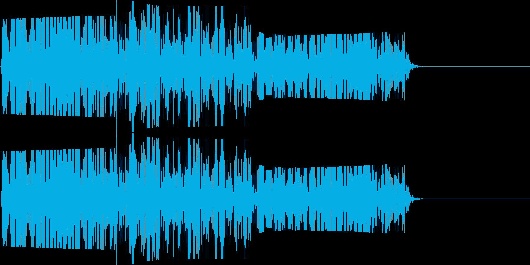 ズバッと斬る_03(刀・刺す・斬撃系)の再生済みの波形
