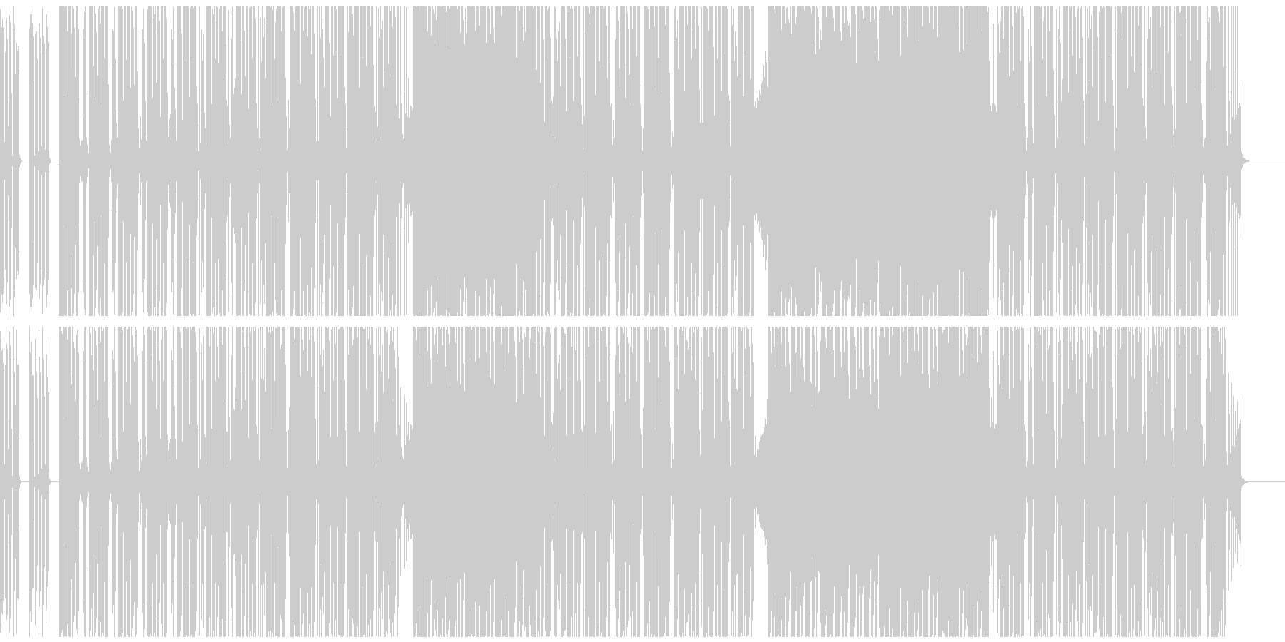 CM・VP・ゲーム等 軽快なギターポップの未再生の波形