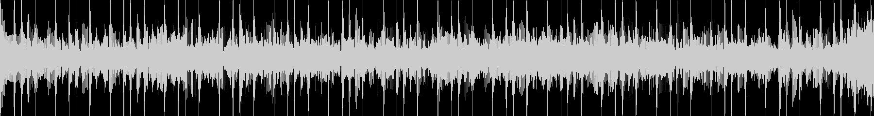 ベースリフBGM(ループ)ホラー系の未再生の波形
