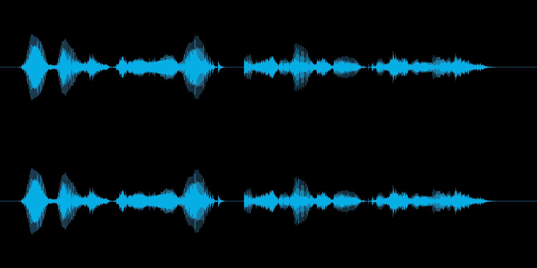【時報・時間】午後7時を、お知らせいた…の再生済みの波形