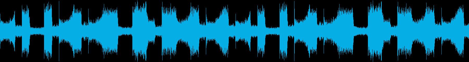 EDM リードシンセ 8 音楽制作用の再生済みの波形