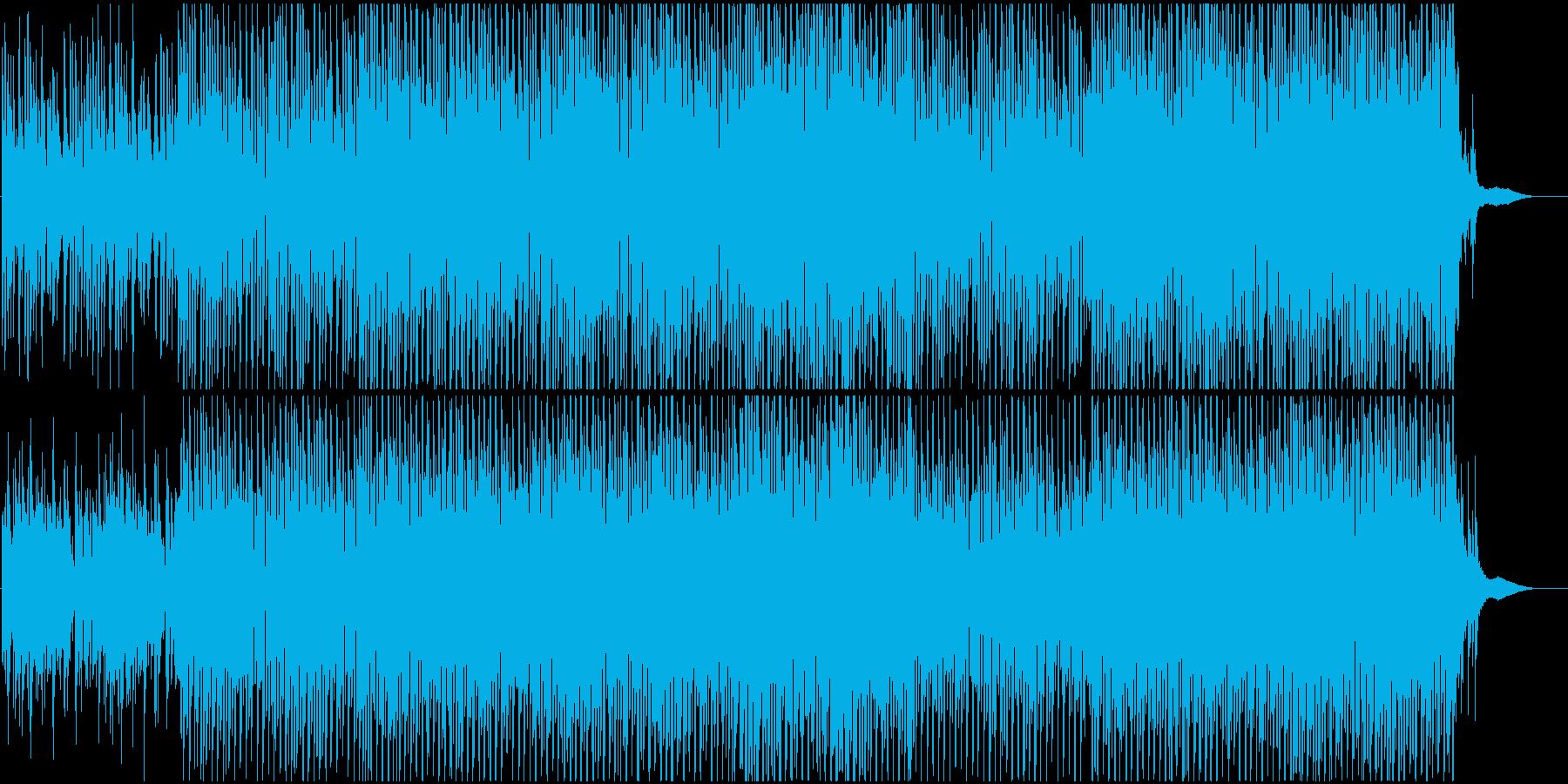 企業VPや映像にピアノ 元気のある優しさの再生済みの波形