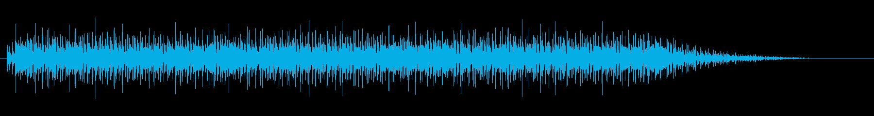 わくわく楽しいサンバ・ミュージックの再生済みの波形