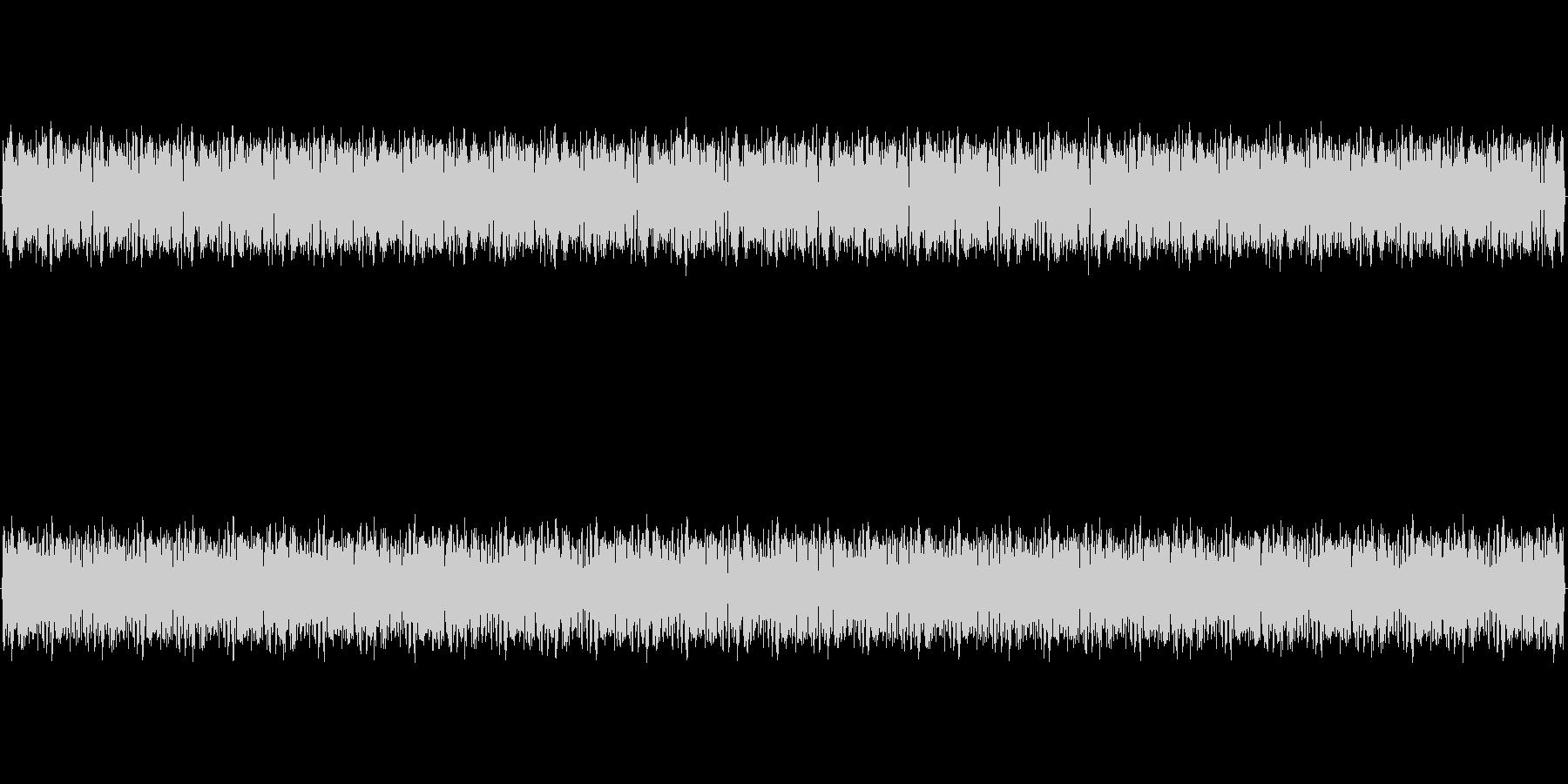 ゴォ(地鳴り、地響き、降臨、ボス)の未再生の波形