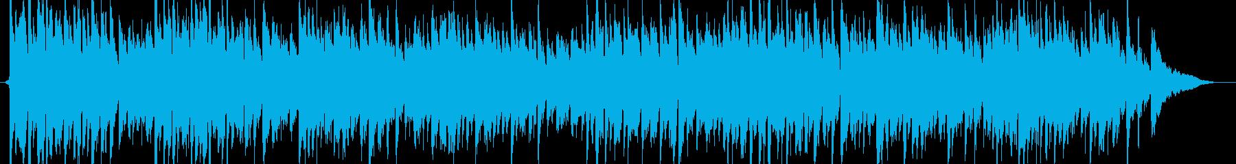 星空ギター プラネタリウム ウェディングの再生済みの波形