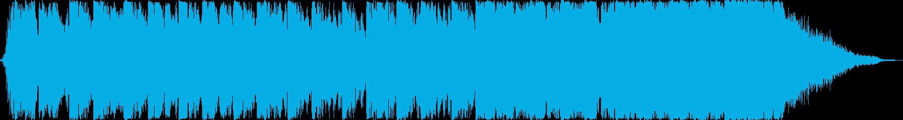 映画・ゲーム用バトルBGM2の再生済みの波形