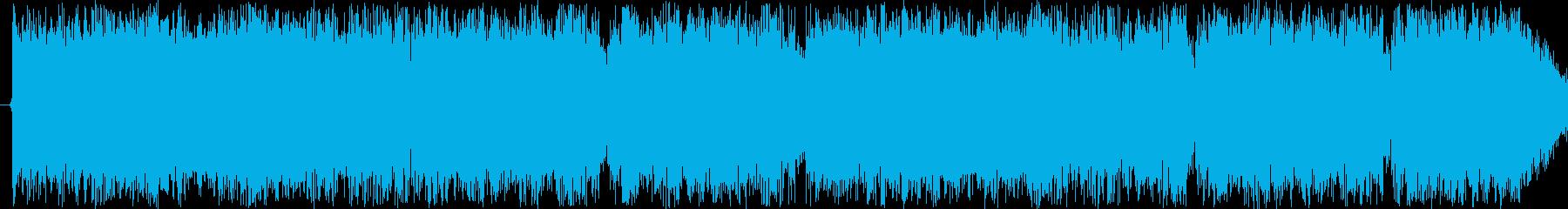 【★危険/アラート/閉鎖空間/映画】の再生済みの波形