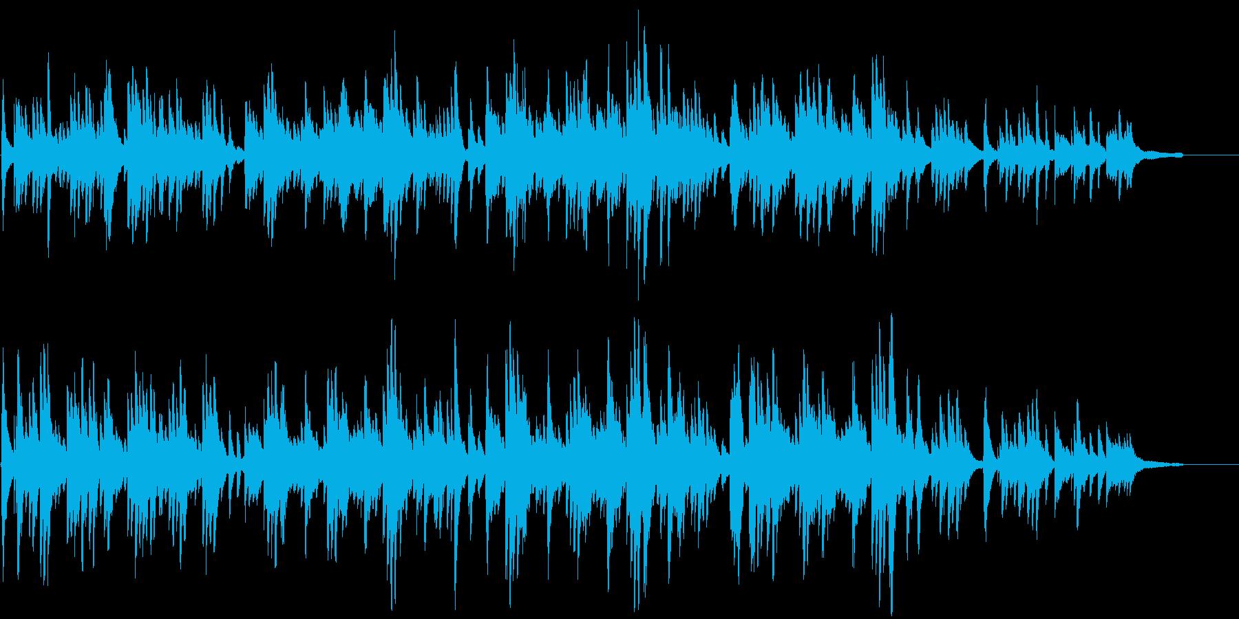 p015_キラリと切ないピアノソロの再生済みの波形