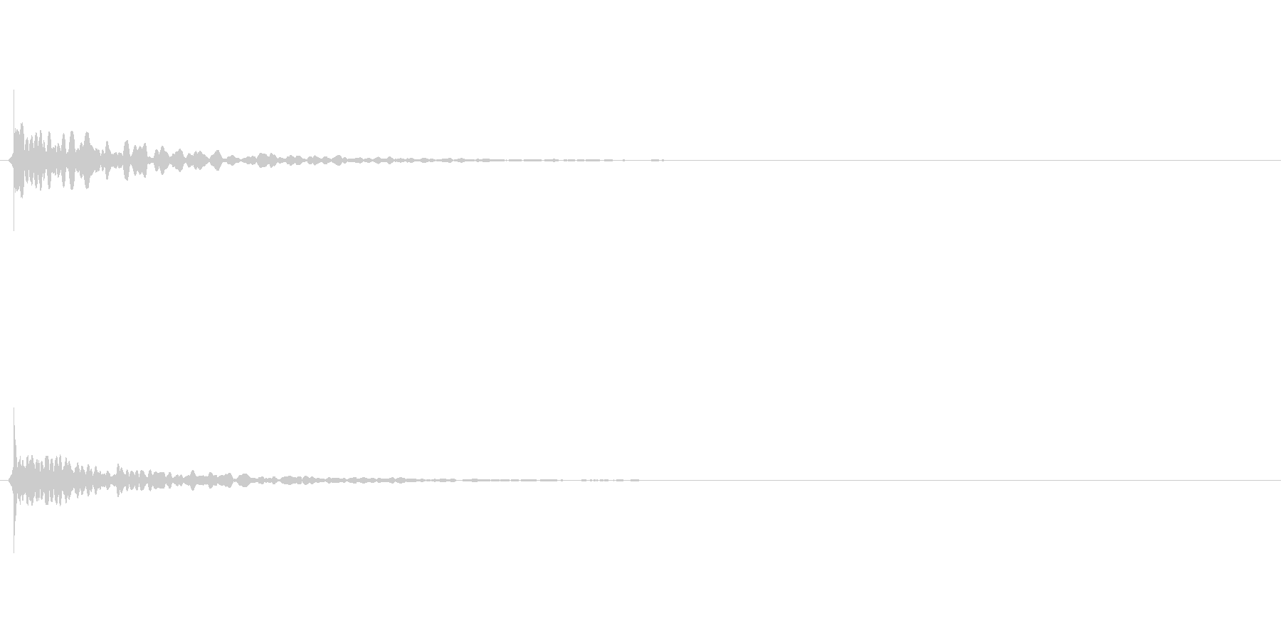 キラキラ系_085の未再生の波形