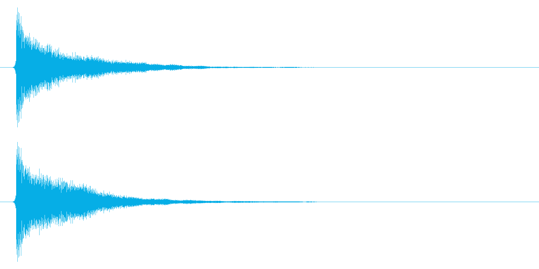 古時計/洋館/鐘/ホラー/単発の再生済みの波形