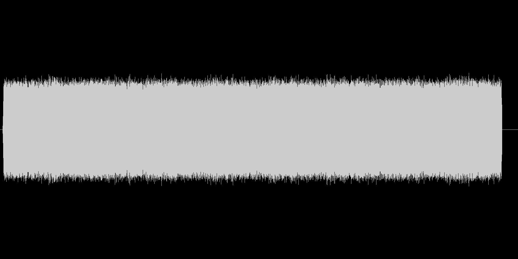 【ピロピロ、アナログ】可愛いレーザー音の未再生の波形