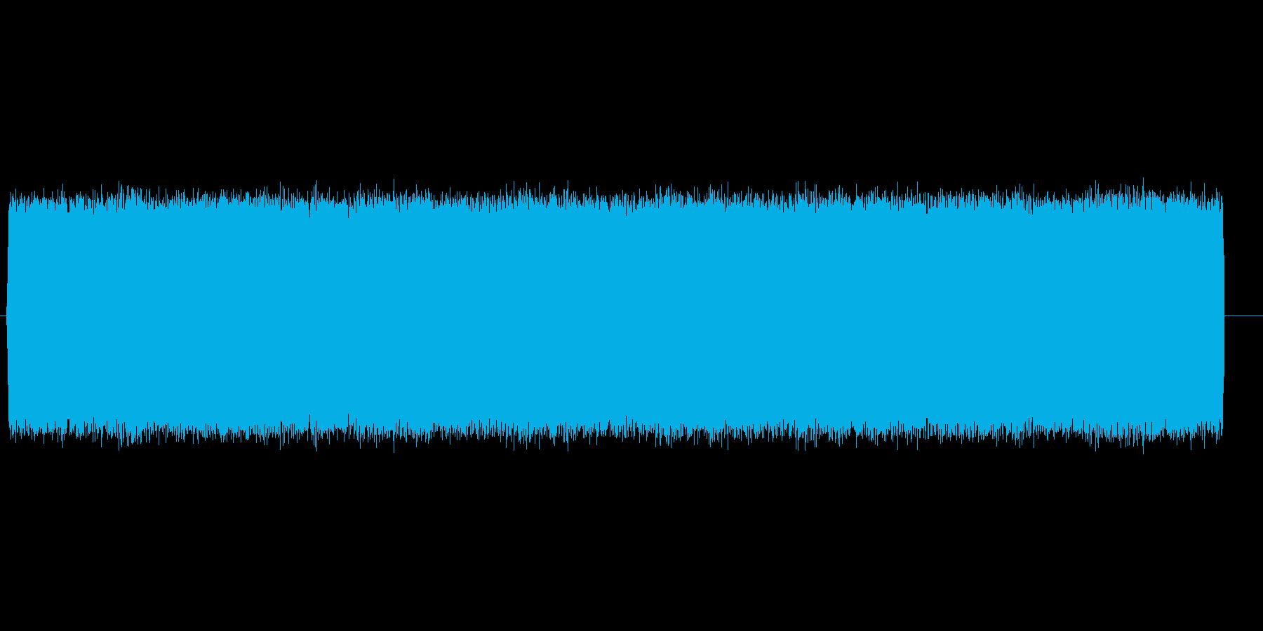 【ピロピロ、アナログ】可愛いレーザー音の再生済みの波形