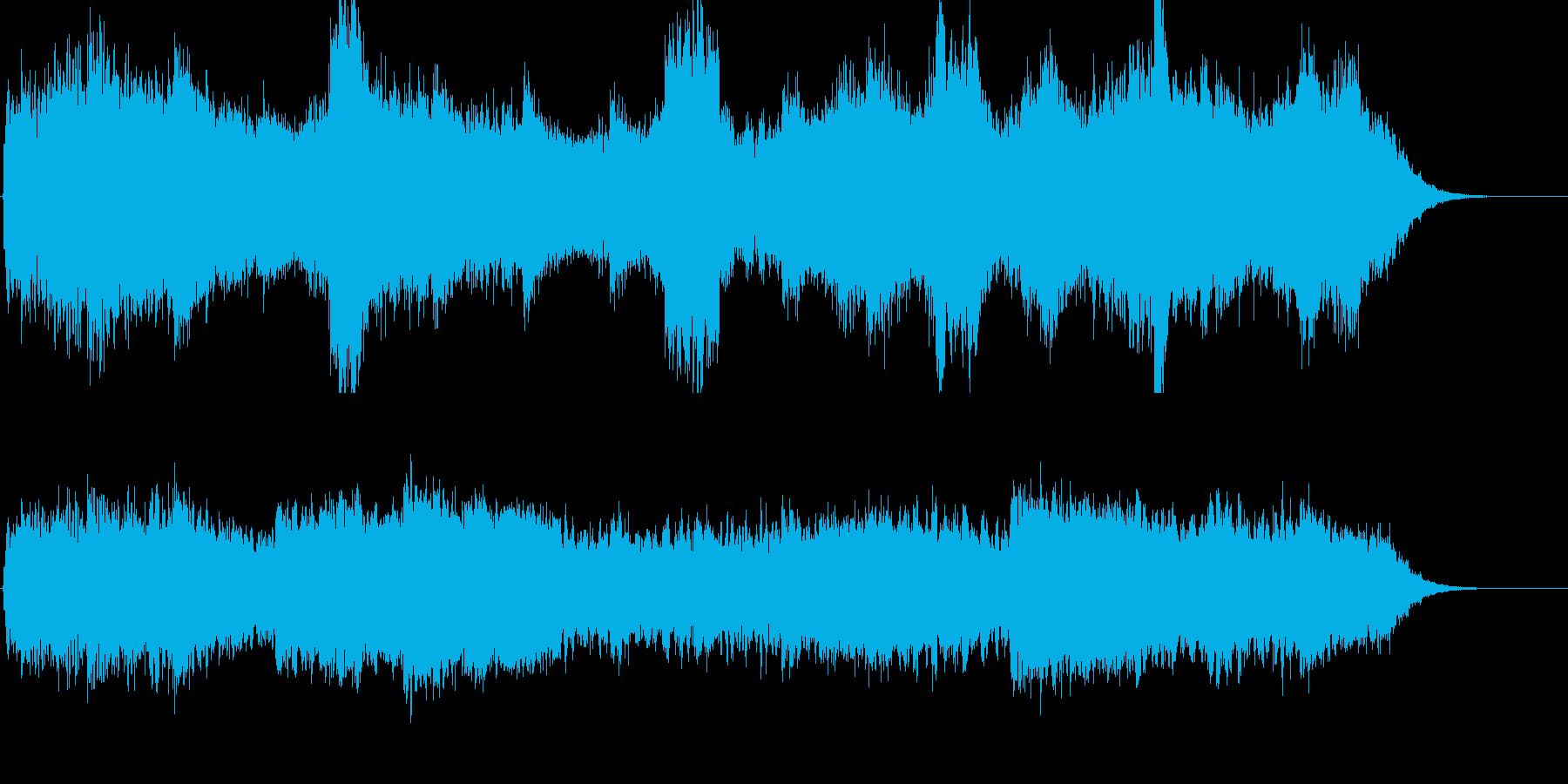淡々 不思議 科学 企業 メルヘンの再生済みの波形