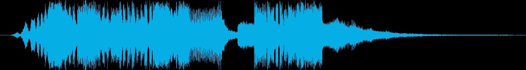 【ダブステップ】CMやジングル等にの再生済みの波形