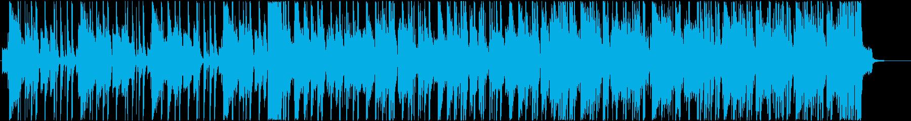 フル生演奏!オールドスクールなファンク!の再生済みの波形