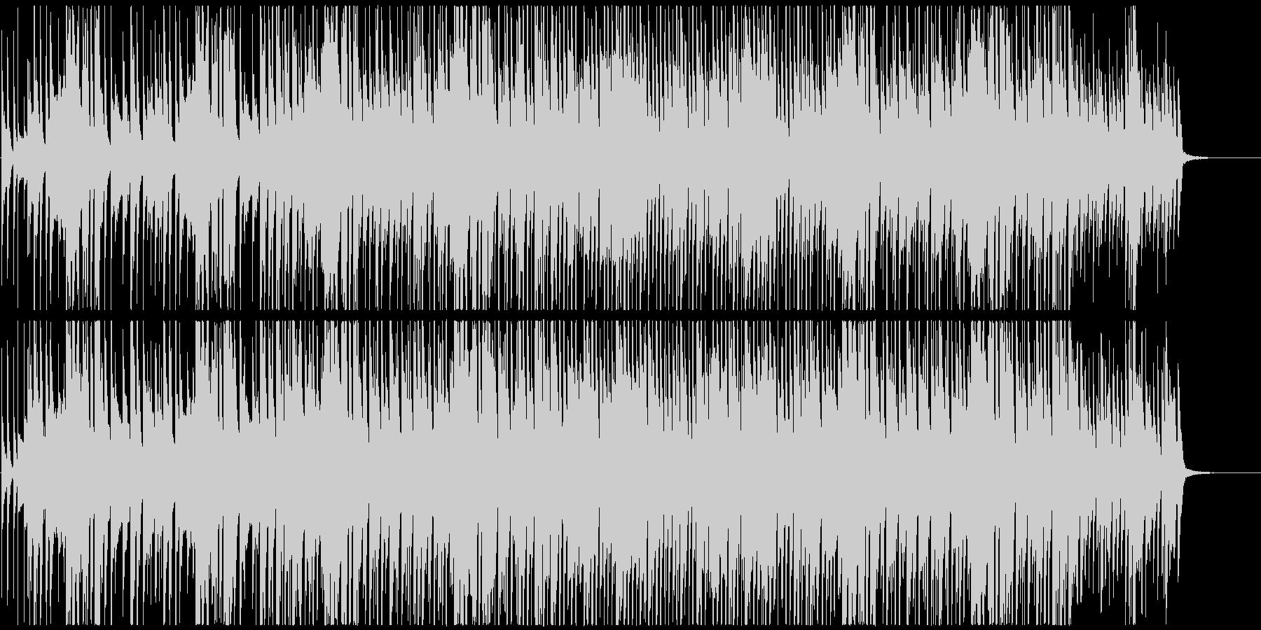 超どストレートなインストポップス!の未再生の波形