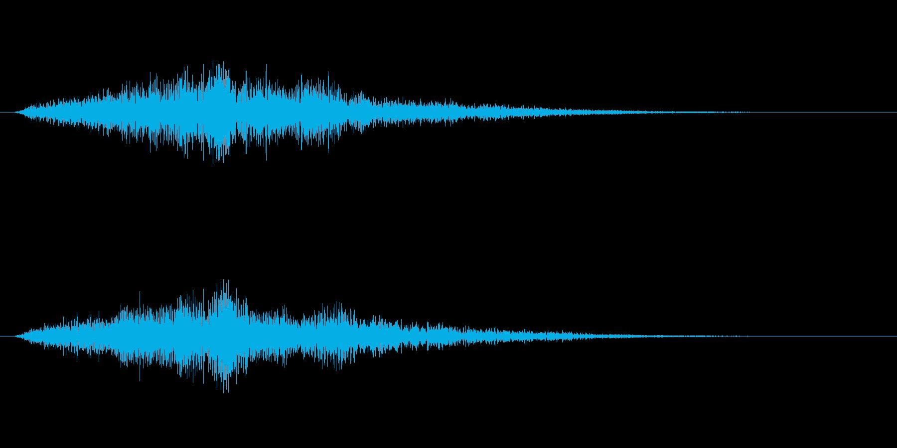 ファーン(スキル発動、マップ解禁)の再生済みの波形