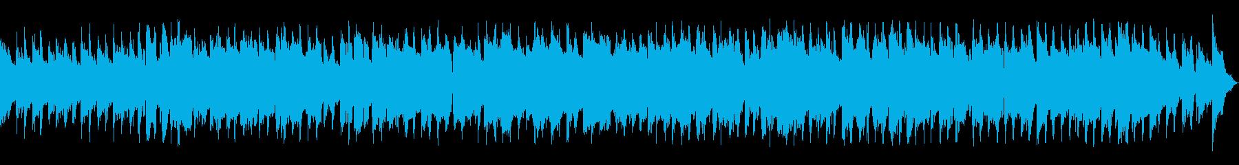 サックスがメインの日常系ジャズの再生済みの波形