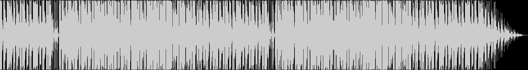 のんびりオシャレなギターサウンドの未再生の波形