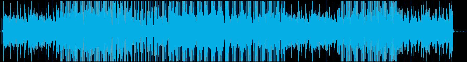 ジャジーで渋い大人のヒップホップの再生済みの波形