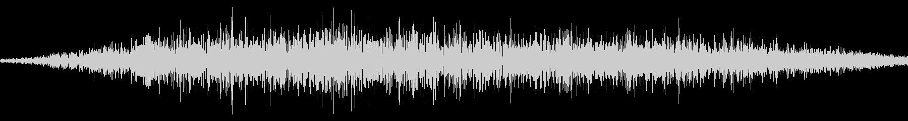 スワイプ音/風切り音/キャンセル音 10の未再生の波形