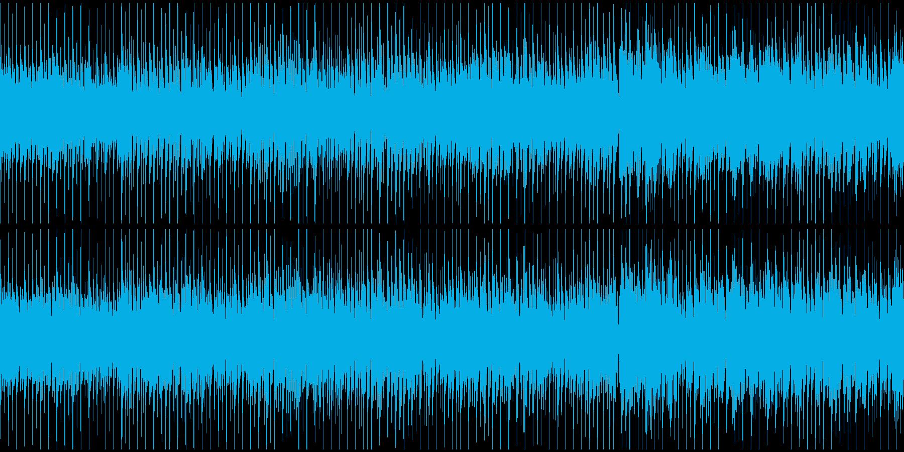 バトル 戦闘 ループ ゲーム向けの再生済みの波形