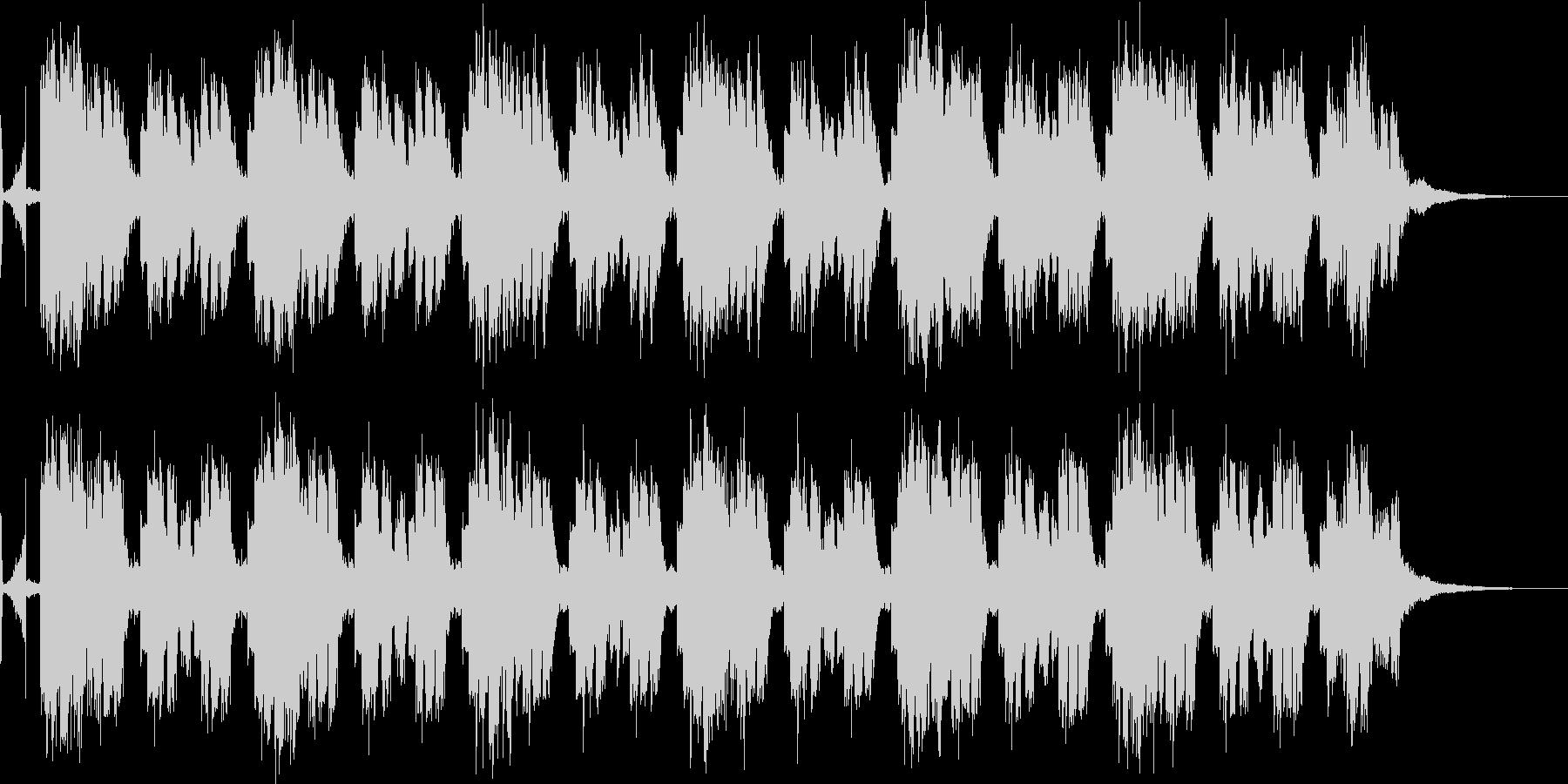 54秒EDM スマートの未再生の波形