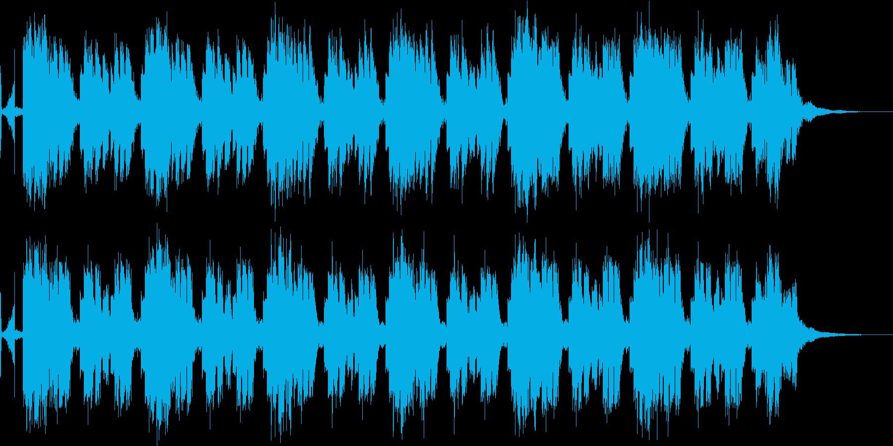54秒EDM スマートの再生済みの波形
