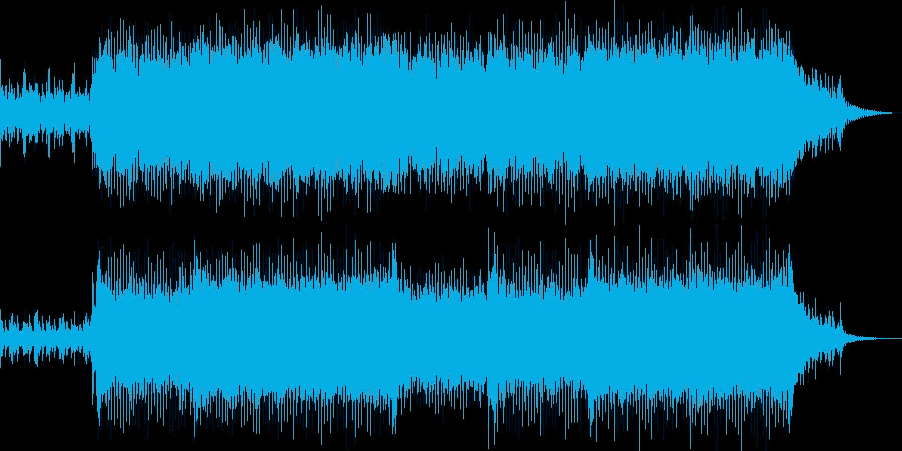 明るく楽しいストリングスポップ_02の再生済みの波形