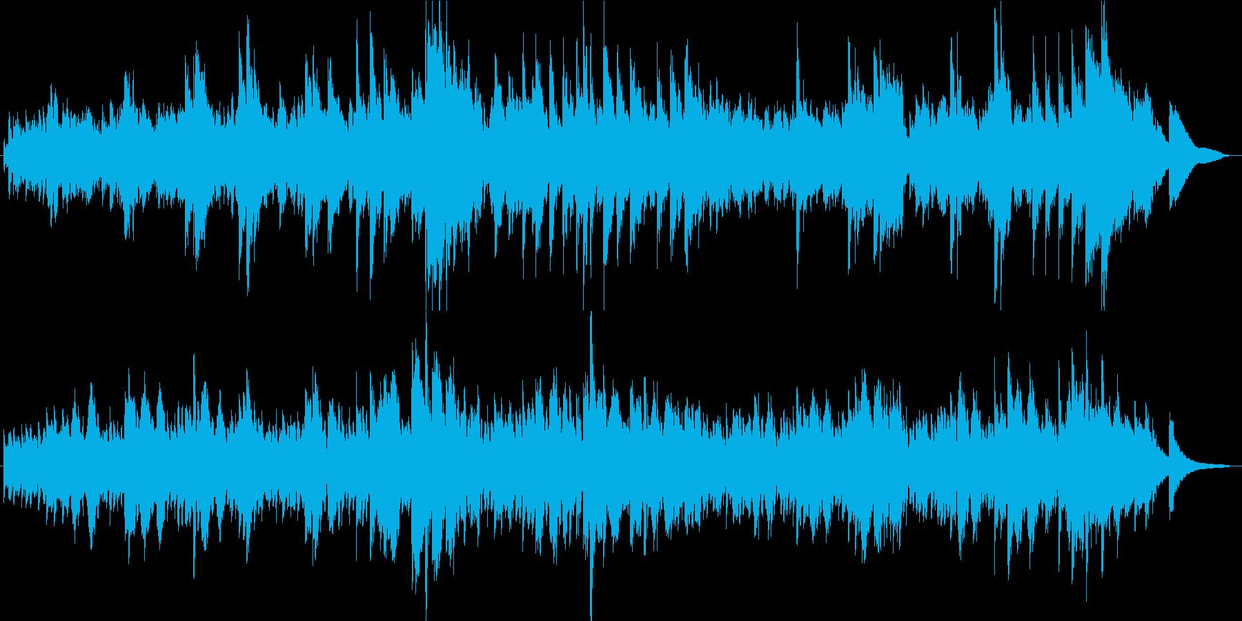 初恋の甘酸っぱさ(ピアノソロ)の再生済みの波形