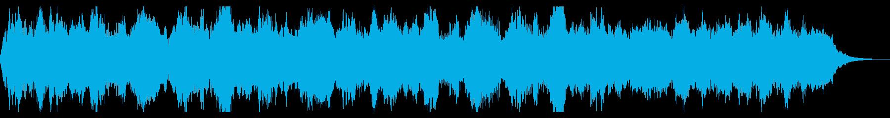 威風堂々 エルガー クラシック Ver2の再生済みの波形