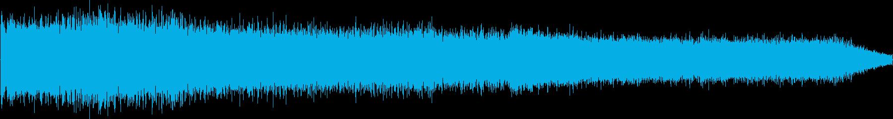 吸い込まれるようなSE  イメージ「キ…の再生済みの波形
