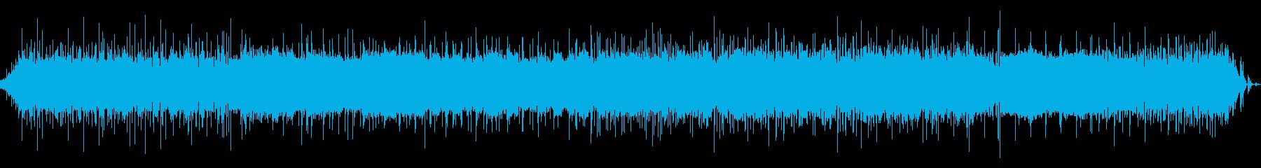 アンビエントテクノの再生済みの波形