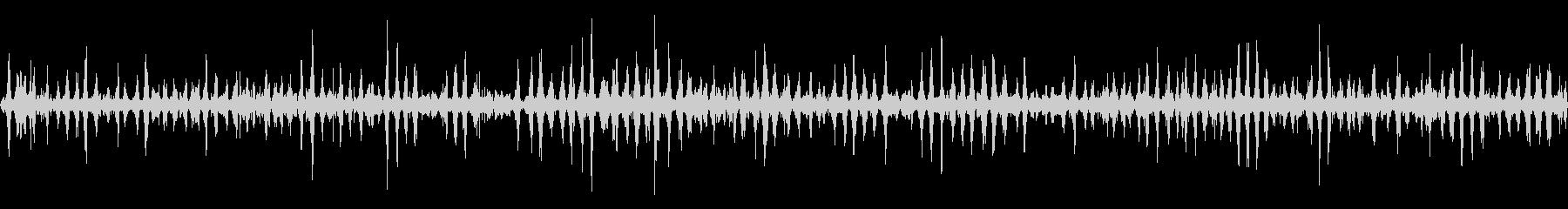 穏やかな波音(稲毛海岸)_02の未再生の波形
