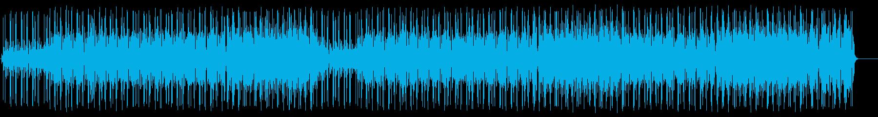 化学実験を観察するポップ(フルサイズ)の再生済みの波形