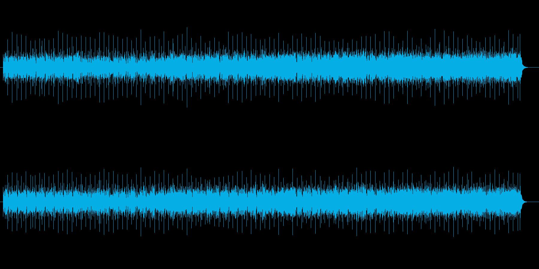 リラックス・タイムを演出するフュージョンの再生済みの波形