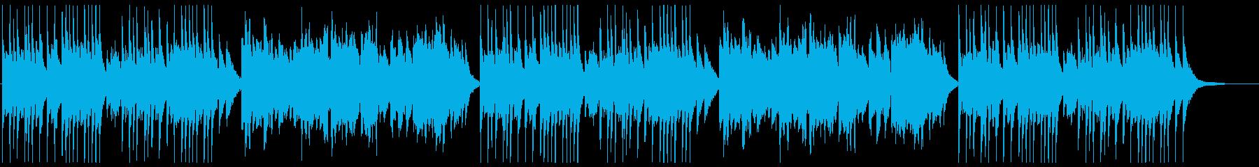 【リズム抜き】ハレの日に合う華やかで明るの再生済みの波形