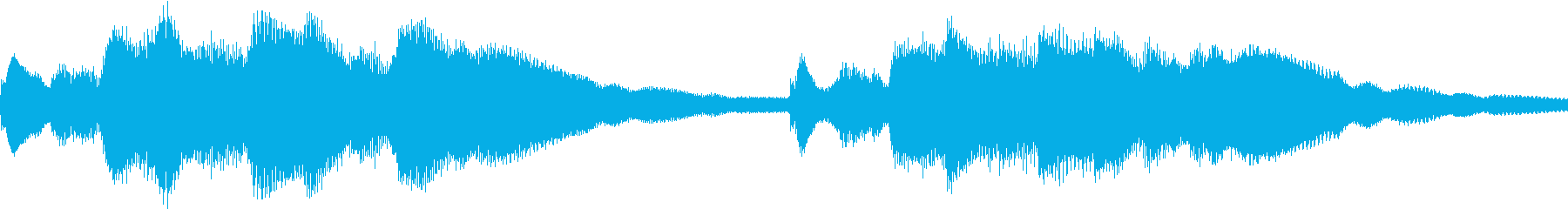 ベル アラーム お知らせ ループ 案内の再生済みの波形
